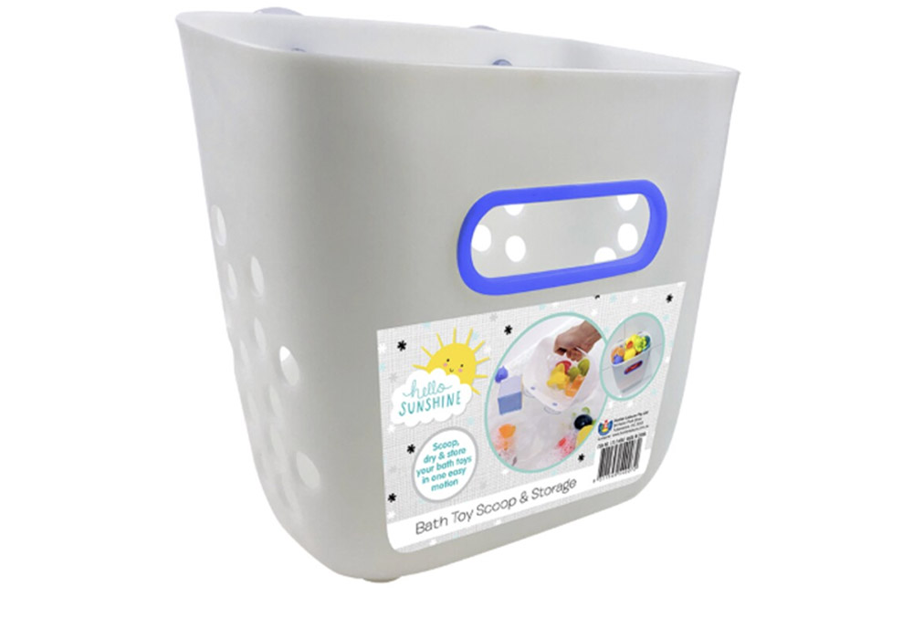 Hello Sunshine Bath Toy Scoop & Storage Hunter Lesiure Big W