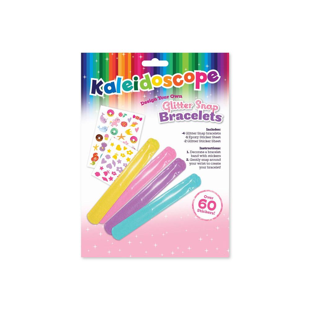 kaleidoscope_carousel_tile--glitter_snap_bracelets