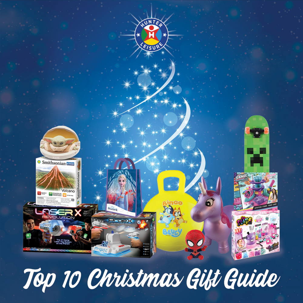 www.hunterleisure.com.au Top 10 Christmas Gift Guide Hunter Leisure
