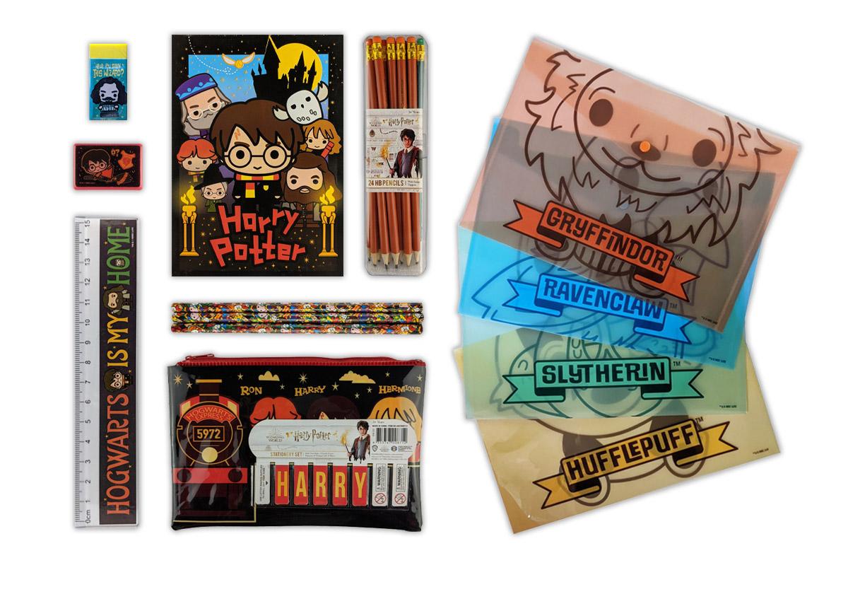 www.hunterleisure.com.au Harry Potter Stationery Big W Hunter Leisure