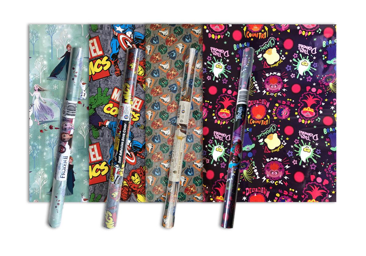 www.hunterleisure.com.au Licensed Book Covers Big W Hunter Leisure