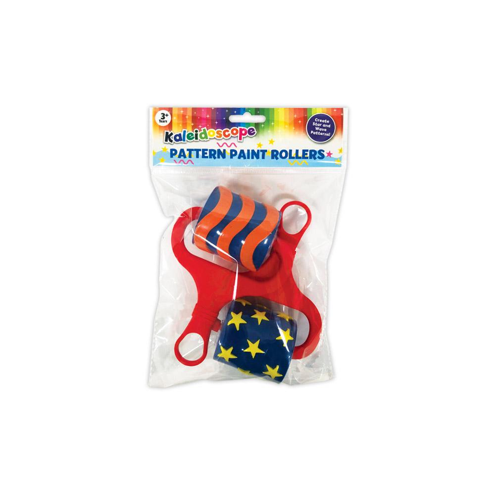 kaleidoscope_carousel_tile--paint_rollers
