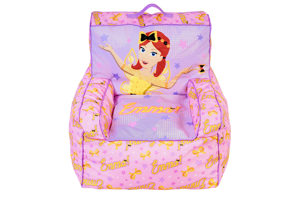 www.hunterleisure.com.au Wiggles Fairy Emma Bean Bag Chair Big W Hunter Leisure