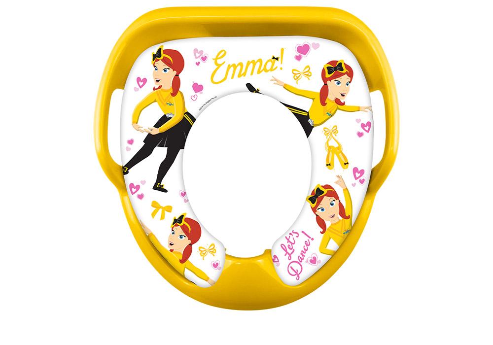 www.hunterleisure.com.au Wiggles Emma Soft Toilet Seat Target Hunter Leisure