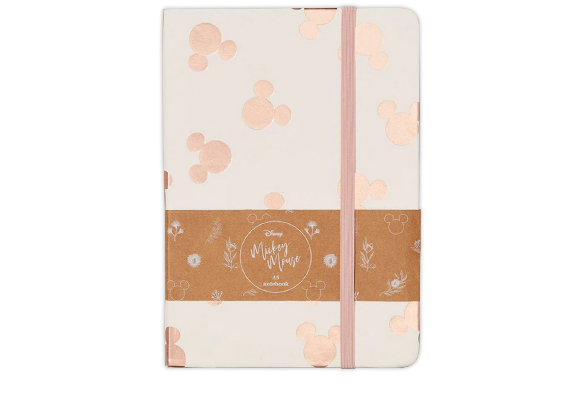 Mickey Mouse A5 Notebook Target Hunter Leisure